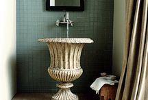 powder rooms / by mcalpine tankersley