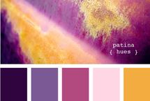 Ideas for Color Pallettes.. /   ~  So many combinations - So much to Enjoy  ~ / by Jane Warrick