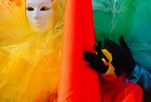 Ball/Masquerade/Festival/Party / by The Love of Three Oranges
