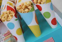 Popcorn / by GagaGallery Wheeler3Designs