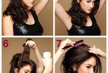 Hair / by Amy Martz Kane