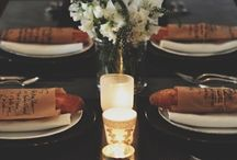 Dinner party ideas / by Alicia laneville