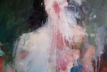Figurative / Art , self , figurative , portraits, painting, drawing , expressive , observational.  / by Nancy Craddock