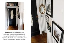 Small Space Living  / by Courtney @holdingcourtblog