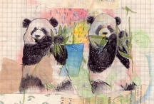 pandasandbunbuns / by Emma-Joy To