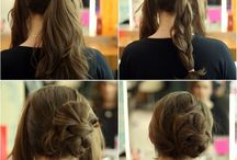 Hair / by Heather Jackson Mattox