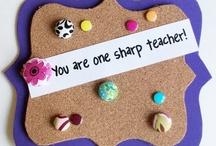 Teacher / Appreciation / School Party Ideas / by Cheryl Pan