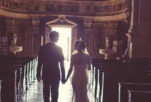 Mr. and Mrs. / by Eliza Slate