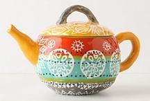 Teapots / by Carolyn Corlett