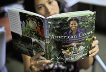 MICHELLE OBAMA AMERICAN GROWN COOKBOOK / FIRST LADY MICHELLE OBAMA AMERICAN GROWN COOKBOOK A HEALTHY DELCIOUS RECIPES / by AmericanGrown Michelle