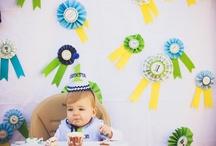 Carly's first birthday!! / by Dana Gander