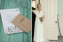 Wedding Paper Goodies / by Samantha Jo