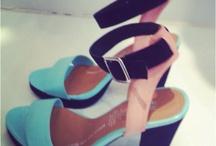Shoes Shoes Shoes / by Tammy Tajiri