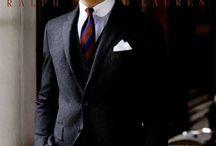 Men's Fashion that I Like / by Jen Roldan