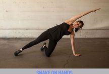 Get fit / by Meredith Falk