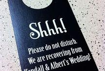 My Wedding- Danielle / by Danielle Ellington