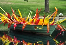 Chihuly Glass / by Theda Weatherly