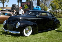Hot for Hot Rods / by Carbomb Renee