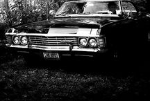 Chevell, Nova, Impala, Malibu, El Camino, Monte Carlo / GM. Muscle cars  / by Austin Adams