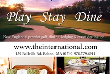 Stay and Play at IGCBolton / Stay at The Lodge and play at The International for a relaxing weekend away. / by The International Golf Club and Resort