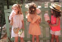 SS14 for little Miss Z and little Miss A / by Frederique T