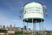 CSU Goes Green / Cleveland State University, students, faculty, and staff are working together towards a sustainable future.  / by Cleveland State University