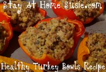 Healthy Recipes / by Tracie Barr