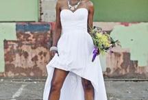Our Wedding / by Shavonda Gardner {AHomeFullOfColor}