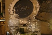 "Halloween Ideas / My favorite holiday.  See ""Halloween Ideas - home haunt,"" ""Halloween Costumes,"" and ""Halloween Food Ideas"" for more of my Halloween pins. / by Debi Snyder"