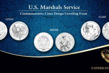 2015 United States Marshals Service 225th Anniversary Commemorative Coins /   / by United States Mint