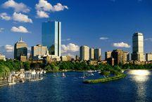 All Things Boston / by Brenda Knight
