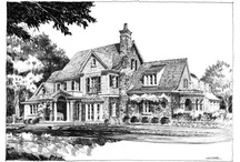 House Plans by Spitzmiller & Norris  / by Spitzmiller& Norris