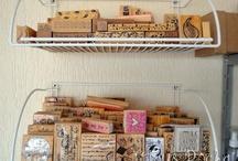 Organization and storage / by Surina Brewer