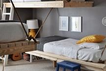 bedroom ideas / by Cortney Feller
