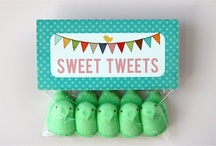 Treat Bags & Peeps / by Candice Rosin