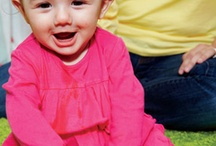 Family Fun: Baby Play / Activities to play with babies / by Natasha Joseph
