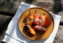 Fare Delizioso / The Quest for Worldwide Cuisine, preferably meatless / by Janie Hummel