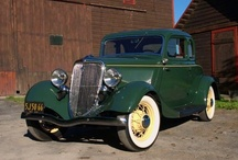 Classic Cars / by Ronald Grant