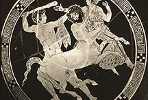 Classical Mythology / Artistic depictions of classical Greek and Roman myths. / by Janice McLean