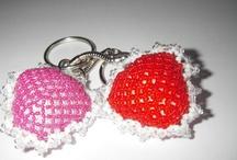 Beadwork/ Bead embroidery / by Christina Strand