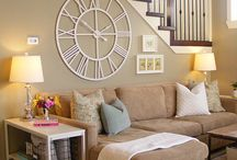 Living Rooms / by Gayla Wilson