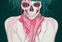 skulls / by Holly Teasdle