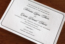 {invitation design} belle mer / by Invitations by Ajalon