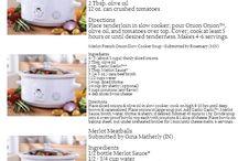 Slow Cooker Recipes / by Linda Hovet