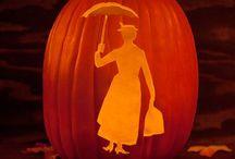 Jack-o-lantern Stencils / by Cortney Clift