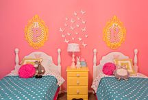 Twins rooms / by Priscilla Maldonado