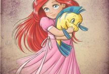 Inner Child / Disney, Carebears, Princesses, whatever...my fantasy child world. / by Sarah
