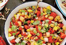 Summer Salads and Gazpacho / by Simpson Hogan