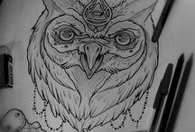 INK / I love tattoos! / by Sydney Leinweber