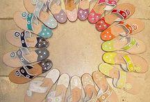 Flip flops / Life is better in flip flops / by Shirley Jordan
